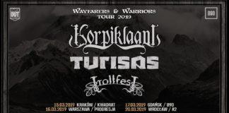 Korpiklaani + Turisas, Trollfest / 16 III / Warszawa