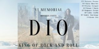 Tribute to Dio Rainbow Black Sabbath King of Rock and Roll